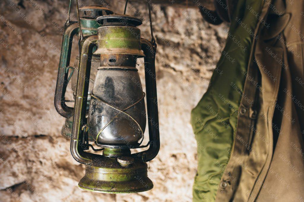 Kerosene Oil Lantern