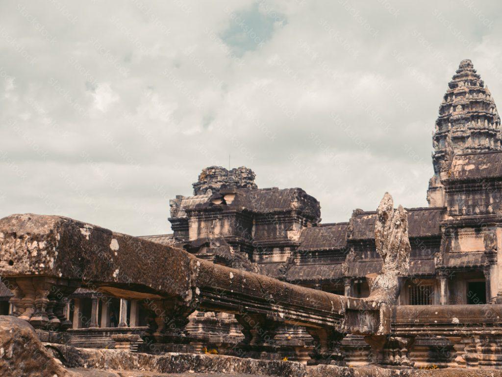 Angkor Wat of Siem Reap, Cambodia