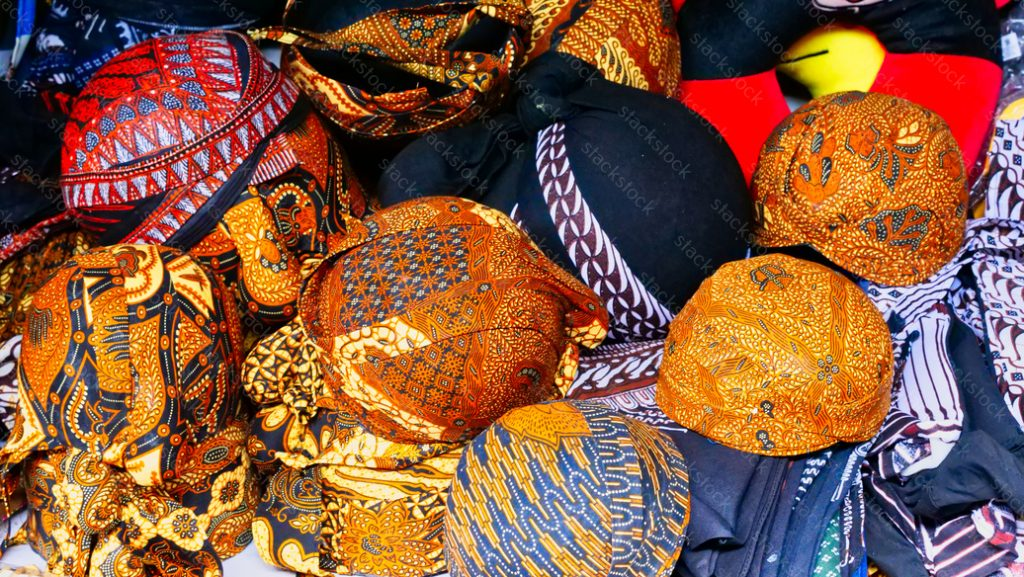 Indonesia traditional hat