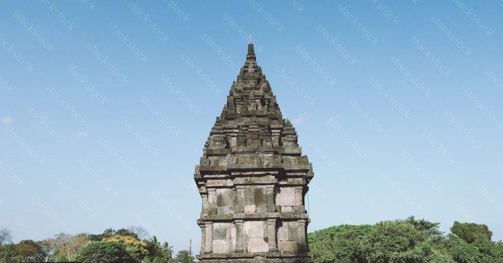 Prambanan temple, Java, Indonesia.
