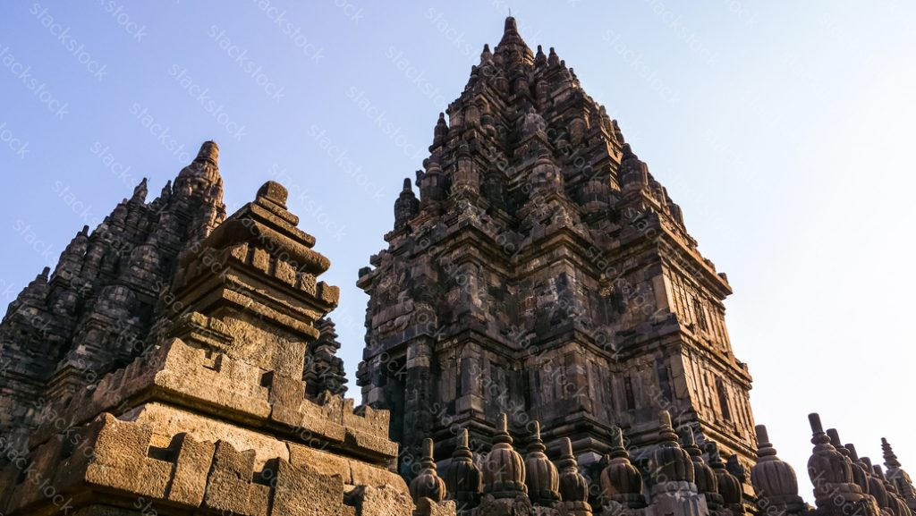Prambanan Temple Compounds in Indonesia